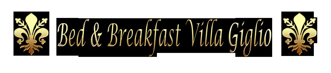 B&B Villa Giglio Logo